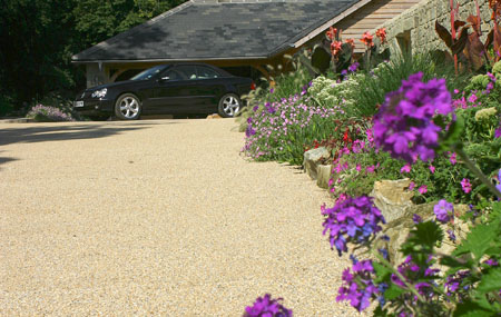 resin bonded driveways kent